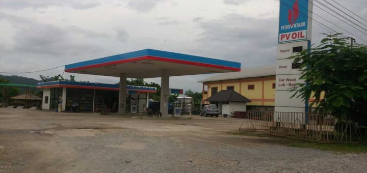 Scams on fuel stations